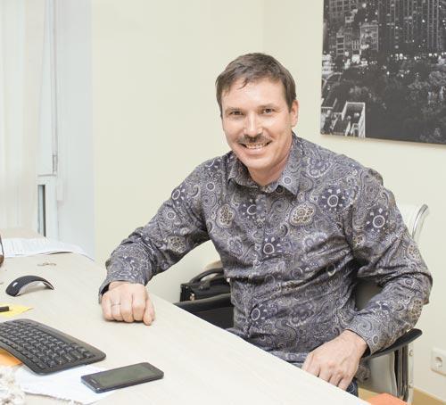 Гендиректор 2ГИС Александр Сысоев рассматривает возможность выхода своей компании на рынок капитала. Фото Континент Сибирь