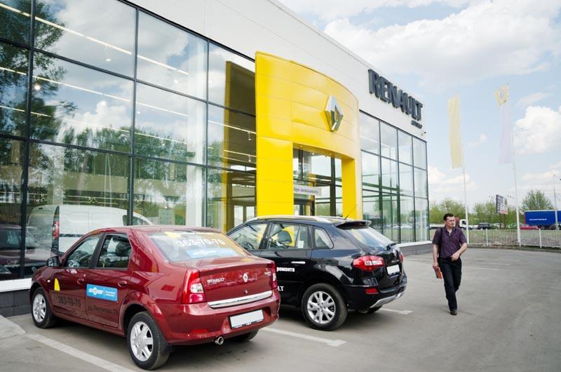 «Автомир» открыл долгожданный салон Renault на Петухова