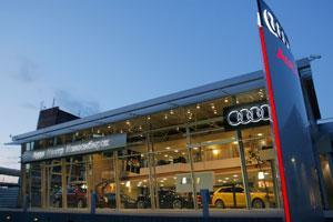 Бывший дилерский центр Audi в Новосибирске на Дачной вновь меняет арендатора. Официальный дилер Subaru — компания «Премиум Карс» — покидает площадку из-за смены собственника салона.
