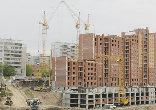 Миниатюра для: В жилищное строительство в Новосибирской области инвестировано уже около 7,5 млрд. рублей
