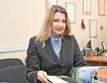 Оксана Кулагина, начальник отдела привлечения ресурсов компании «Обувь России»