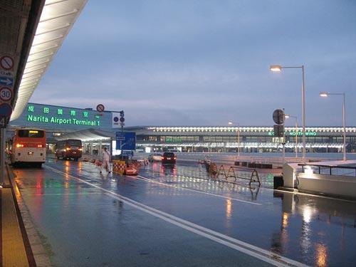 Аэропорт Нарита. Фото wikipedia.org