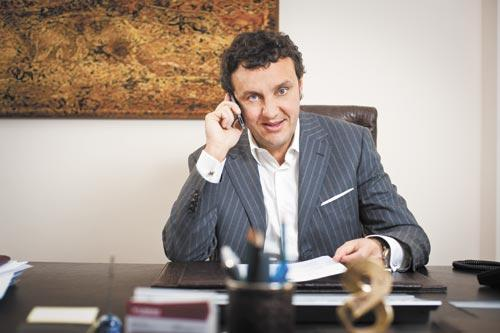 Президент «РАТМ Холдинга» Эдуард Таран