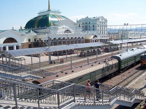 Миниатюра для: За январь-июнь КраснЖД перечислила почти 2 млрд. рублей налогов