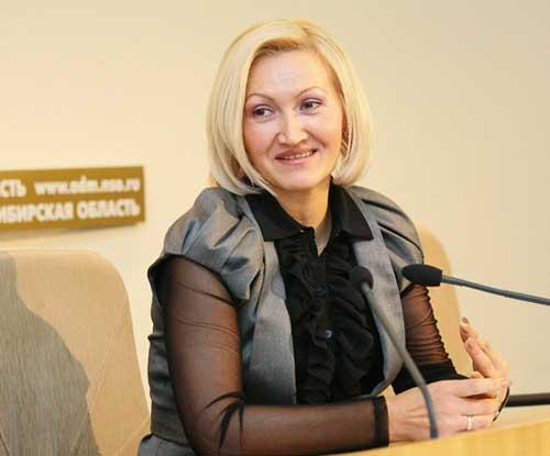 Лариса Яркова. Фото sovsibir.ru