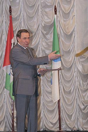 Новосибирский мэр Владимир Городецкий подписал распоряжения о назначении своих замов