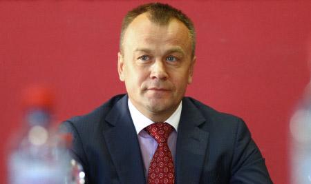 Сергей Ерощенко. Фото РИА Новости