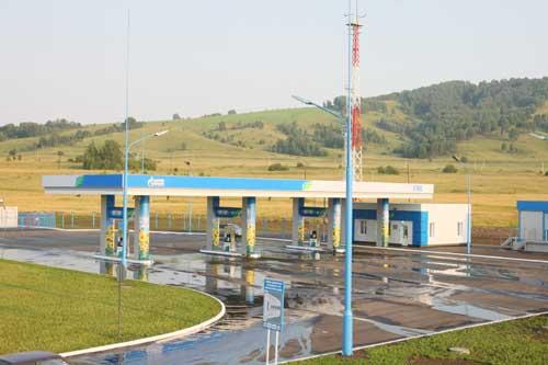 Фото пресс-службы ОАО «Газпром»