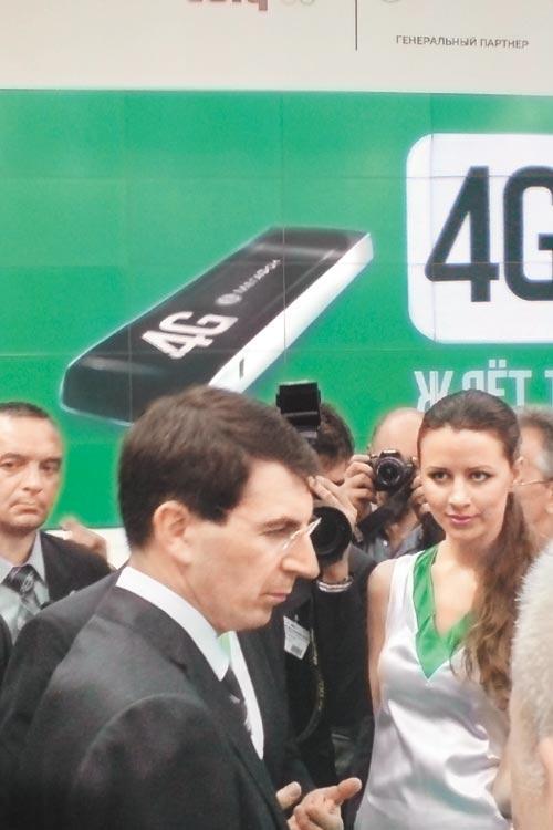 Министра связи Игоря Щеголева (на фото) ждали прежде всего операторы, которые так и не дождались получения желанных лицензий на оказание услуг 4G. Фото Александра Месаркишвили (Континент Сибирь)