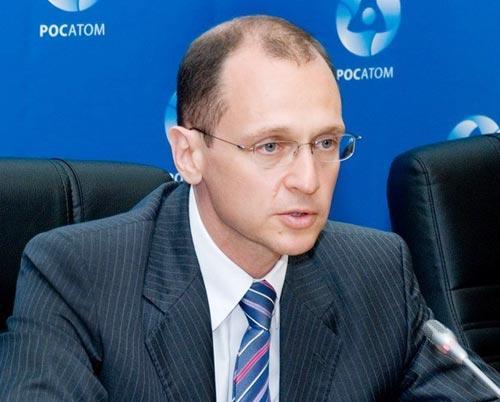 Миниатюра для: Росатом построит на Сибирском химкомбинате реактор и ядерно-топливный цикл за 43-45 млрд рублей