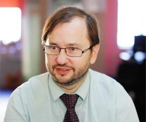 Президент фонда «Петербургская политика» Михаил Виноградов