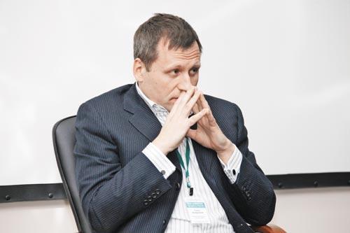 «Лаборатория Касперского» пока удерживает первое место по продажам антивирусов в Сибири, но, по мнению  экспертов, вендоры такой продукции скоро могут столкнуться с насыщением рынка. На фото — коммерческий директор «Лаборатории Касперского» Гарри Кондаков