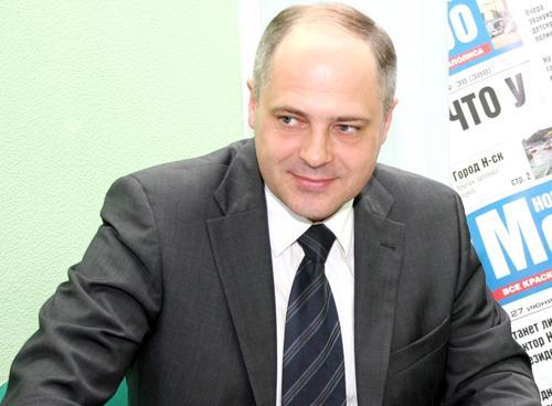 Миниатюра для: Андрей Ксензов стал вице-губернатором