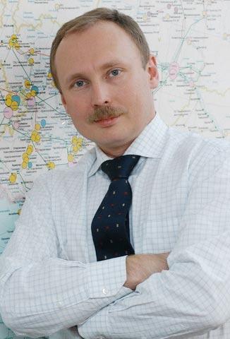 Гендиректор «Сибирской генерирующей компании» Сергей Мироносецкий. Фото tgk13.ru