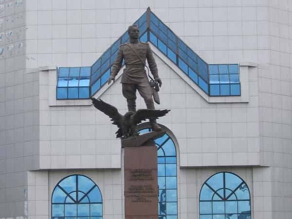 Миниатюра для: Правительство Новосибирской области против фестиваля шансона в честь Покрышкина