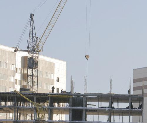Миниатюра для: В 2012 году в Новосибирской области сдано 1 млн. 550 тыс. кв. м жилья