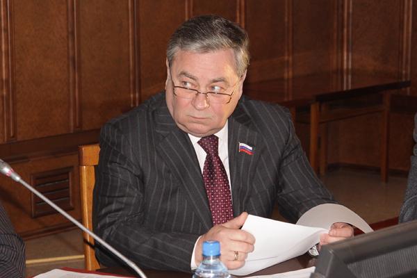Евгений Покровский. Фото пресс-службы Заксобрания Новосибирской области