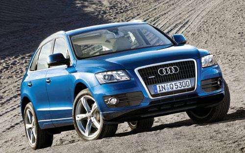 Миниатюра для: Audi стала самым продаваемым автомобильным премиум-брендом Сибири