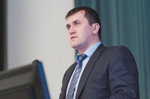 Алексей Князев. Фото tusur.ru