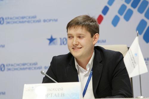Алексей Юртаев. Фото пресс-центра КЭФ