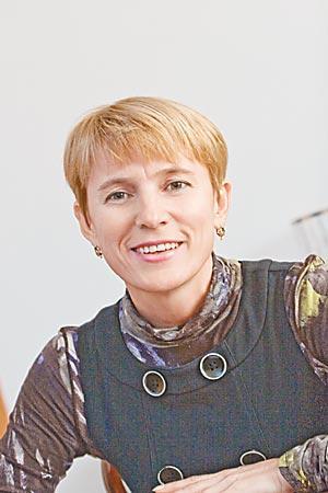 Елена Быкова. Фото Континент Сибирь