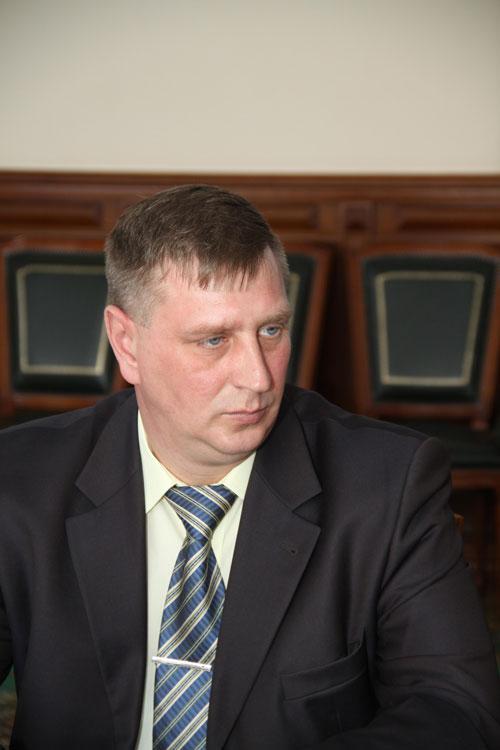 Дмитрий Титов. Фото пресс-службы администрации Кемеровской области
