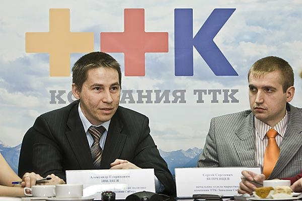 Сергей Вепренцев (справа) вновь будет работать с Александром Шиляевым (слева)