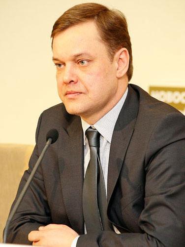 Денис Вершинин. Фото Континент Сибирь