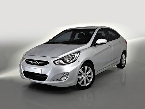 Миниатюра для: Hyundai Solaris стал самой популярной новой иномаркой в Сибири