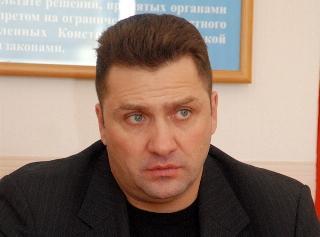 Андрей Гудовский. Фото novosibirsk.er.ru