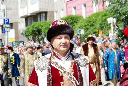 Петр Пимашков. Фото Континент Сибирь