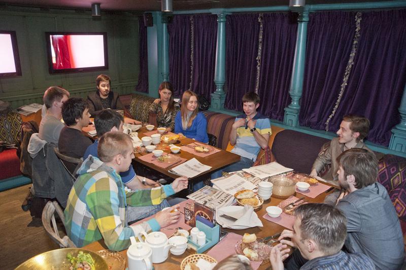 Неформальная встреча веб-разработчиков