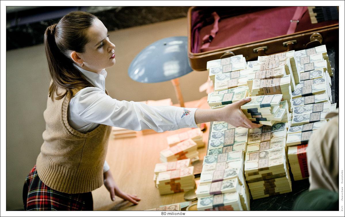 Кадр из фильма «80 миллионов»