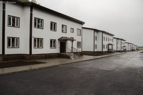 Коттеджный поселок МЧС