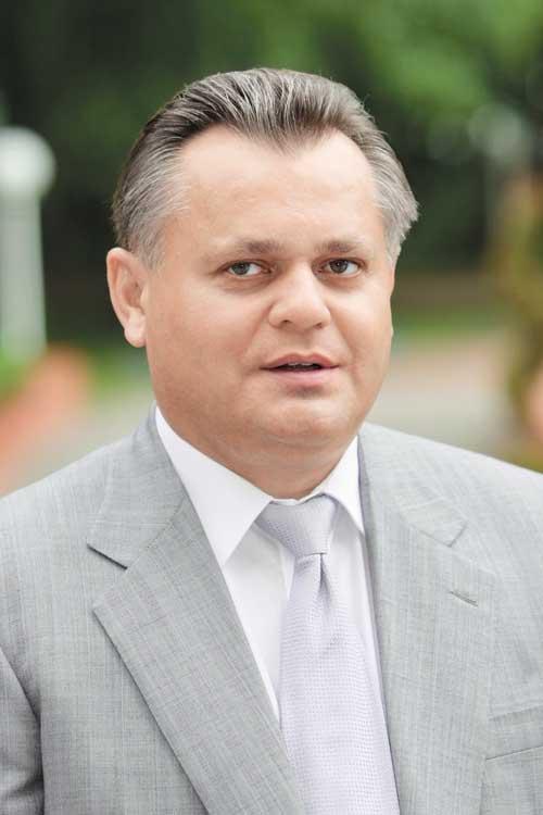 Начальник Западно-Сибирской железной дороги Александр Целько