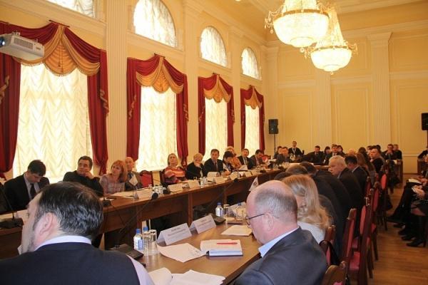 Миниатюра для: Избран новый председатель Общественной палаты территорий Гражданской ассамблеи Красноярского края