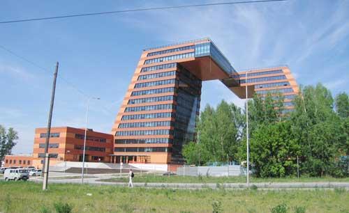 Центр Информационных Технологий в новосибирском Академгородке. Фото nsk.novosibdom.ru