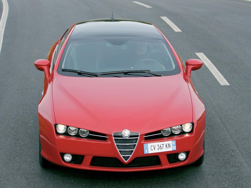 Миниатюра для: Alfa Romeo вернется в Сибирь