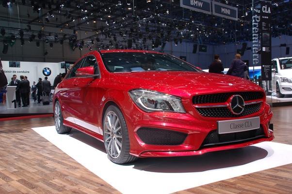 Новый Mercedes-Benz CLA уверенно «пошел» на рынке  – его предпочли 29 покупателей в Сибири.