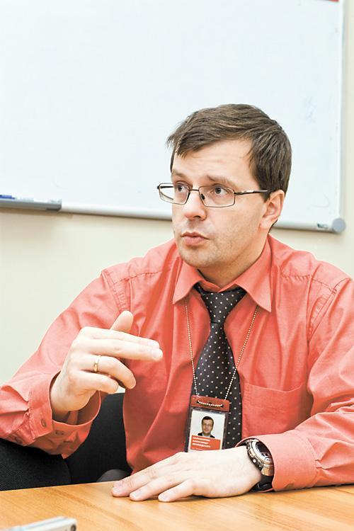 Директор «МТС Сибирь» Александр Соловенчук (на фото) намерен добиться лидерства объединенной компании в каждом из регионов и занять долю рынка от 30% и выше