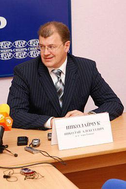 На фото — Николай Николайчук
