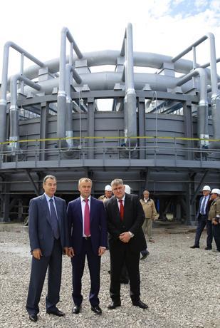 Миниатюра для: В Приангарье откроется завод по производству гранулированного чугуна