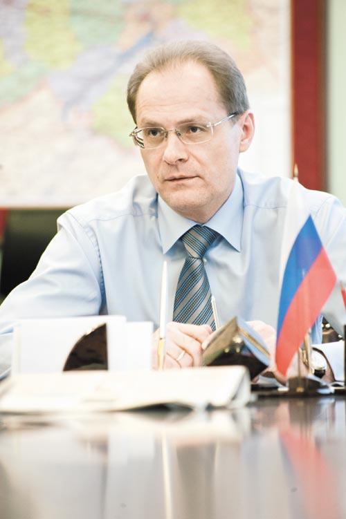 Губернатор Новосибирской области Василий Юрченко отметил