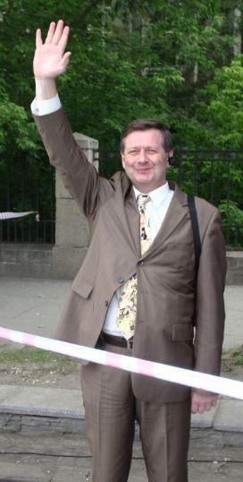 Бессменный исполнительный директор СААД Михаил Невмовенко (на фото) со 2 января покидает ассоциацию.