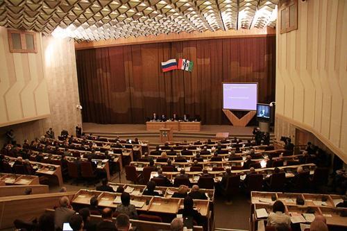 Новосибирские парламентарии одобрили внесение поправок в Конституцию РФ