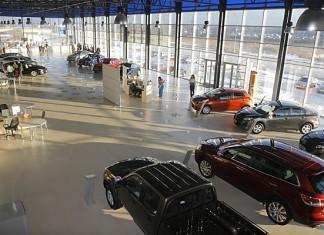 10 ноября в Новосибирске открылся дилерский центр нового официального дилера Mazda — компании «Макс-моторс»