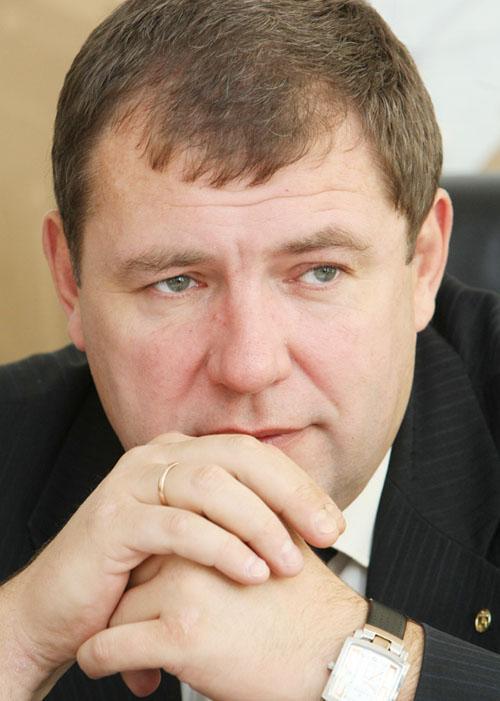 Министр промышленности