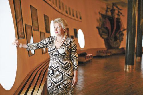 Директор новосибирского театра «Глобус» Татьяна Людмилина с 13 января возглавит Новосибирскую государственную филармонию.