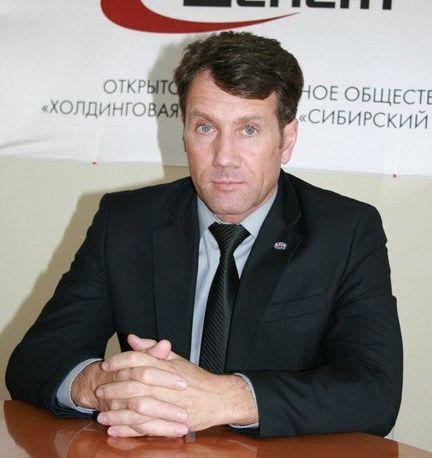Управляющий директор ООО «Красноярский цемент» Юрий Козловский