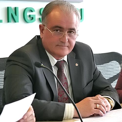 экс-глава Калининского района Новосибирска Сергей Маньков